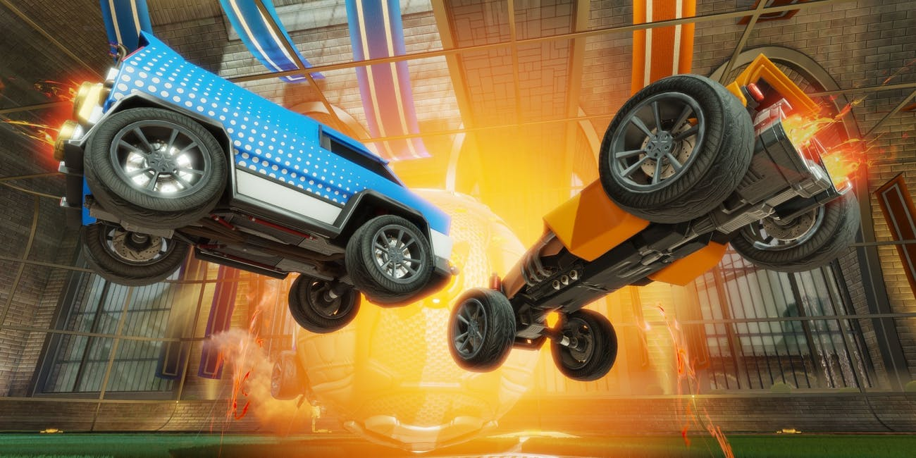 The First Cross-Console Play? 'Rocket League' May Allow Xbox Gamers
