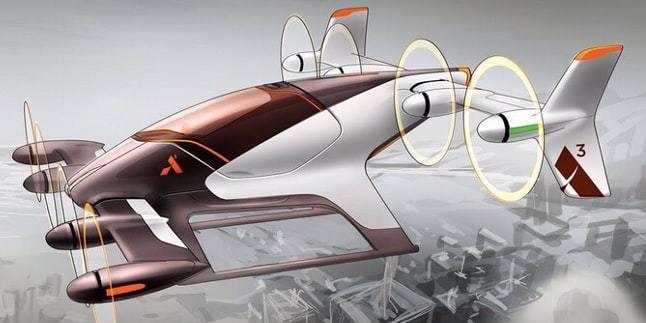 Airbus' Vahana.