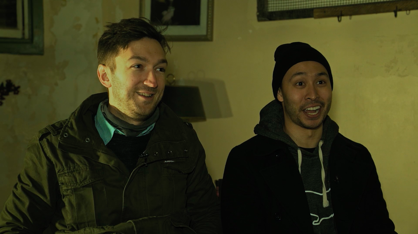 BuzzFeed Unsolved' Season 4: New Haunted Spots,