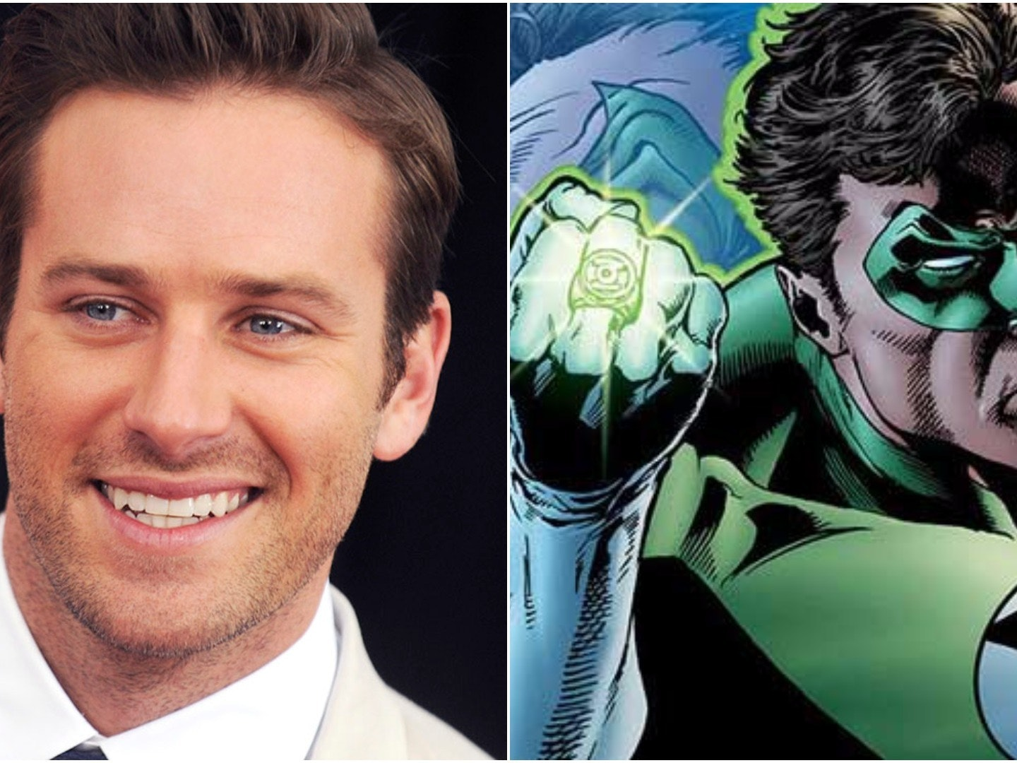 Armie Hammer Trolls DC Fans on 'Justice League' Rumor