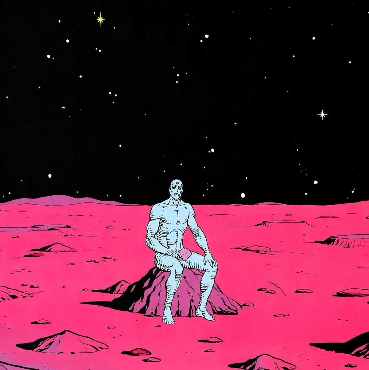 'Watchmen' HBO premiere: Everything you need to know about Doctor Manhattan