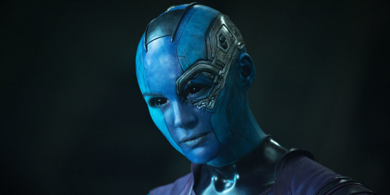 Image result for nebula guardians of the galaxy