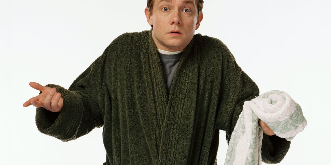 Martin Freeman Hitchhiker's Guide to the Galaxy