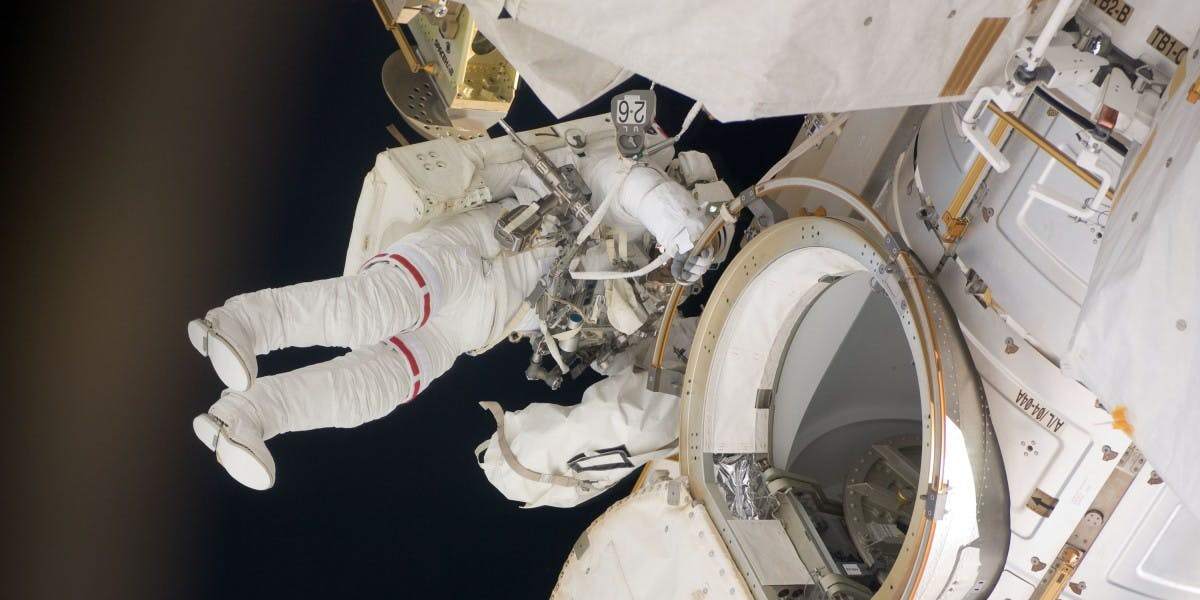 International Space Station: NASA Study Finds the ISS Is ...