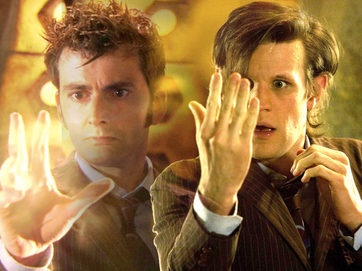 The Desperate Way the Doctor Stayed Alive on 'Doctor Who'