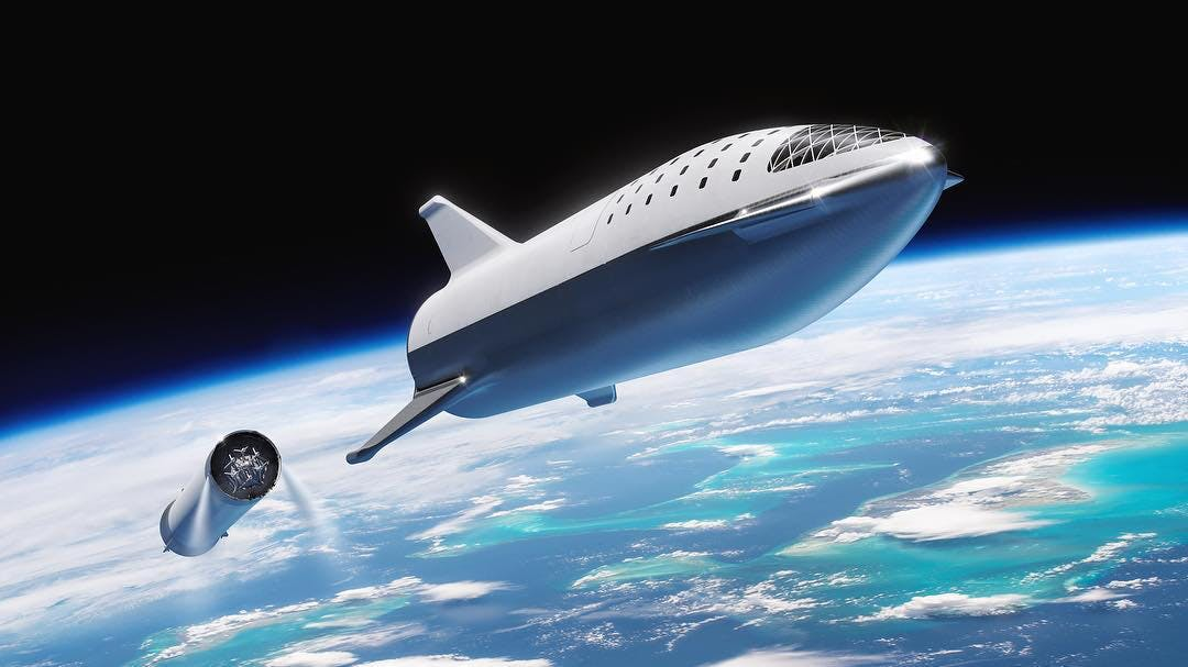 SpaceX's Starship Engine Shatters Long-Standing Russian Rocket Record