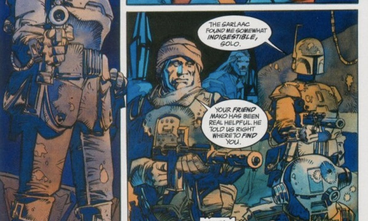 Star Wars' Fans Think Boba Fett Is Alive in 'The Last Jedi