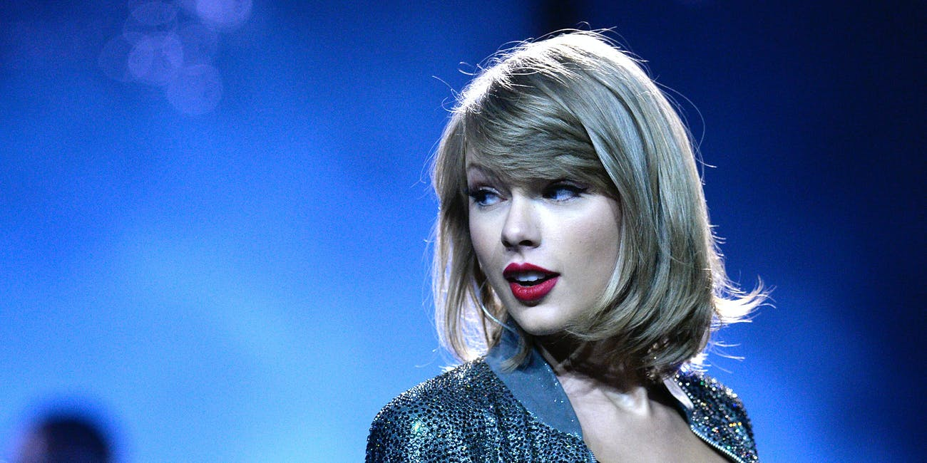 Science Explains Why You Can't Get Taylor Swift Out of Your Head