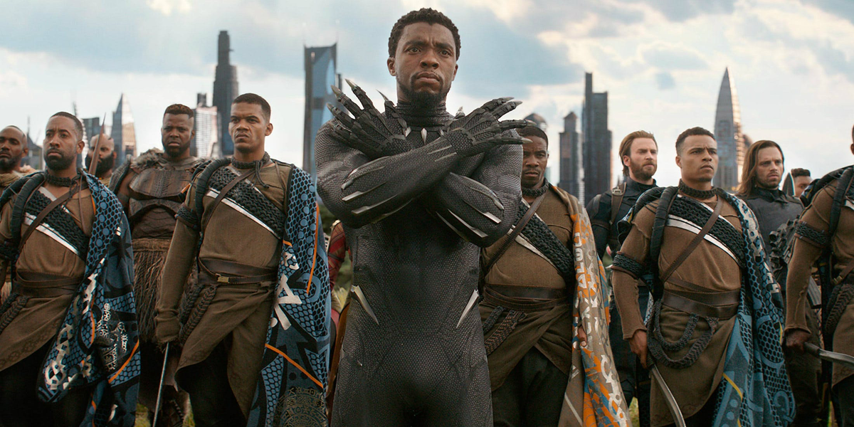 Black Panther Director Reveals The Origins Of The -7334
