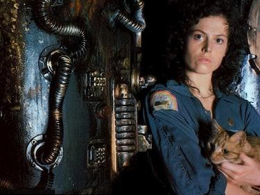 Ripley Died in Ridley Scott's Original 'Alien' Ending