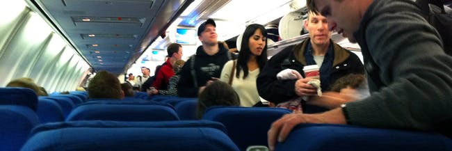 Airplane seating FAA review planes court order safety concerns