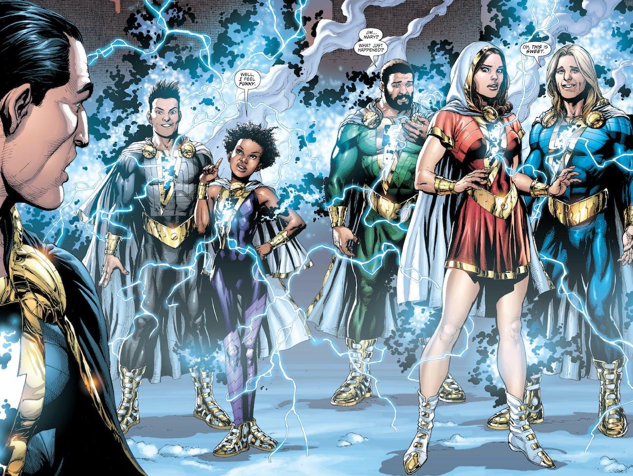 Shazam!' Ending Explained, Spoilers: Meet the Shazam Family | Inverse