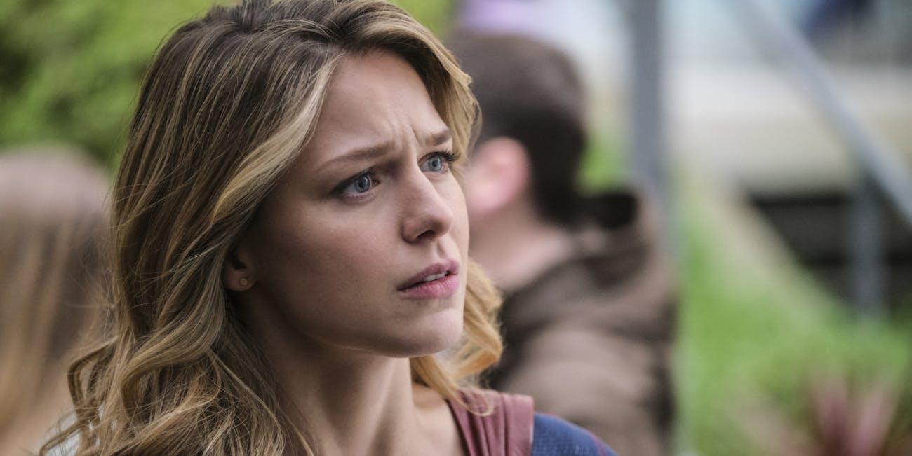 supergirl season 4 episode 14 kara melissa benoist stand deliver