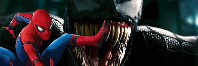 venom teaser trailer where's spider-man