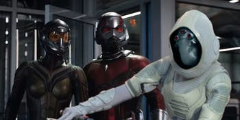 Who is Ghost in 'Ant-Man and the Wasp'?