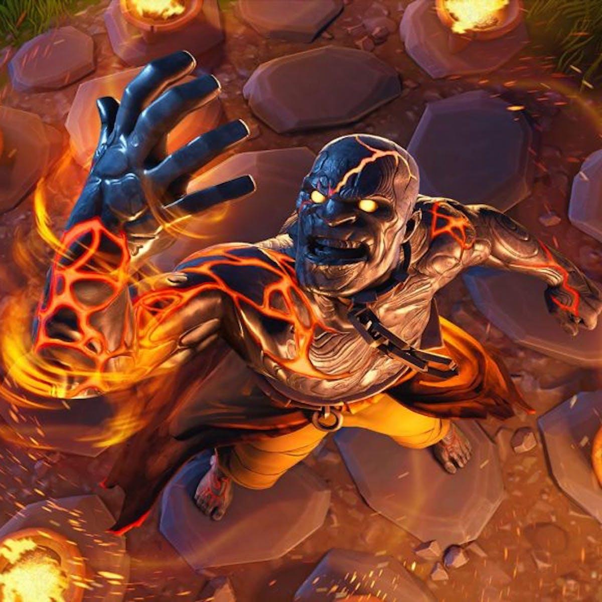 fortnite season 8 teaser 3 previews an explosive change for the island inverse - fortnite fire dragon glider