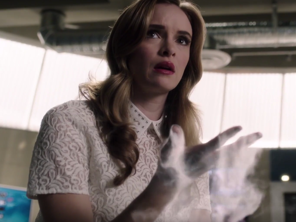 Flashpoint Turns Caitlin Into Killer Frost in 'The Flash'