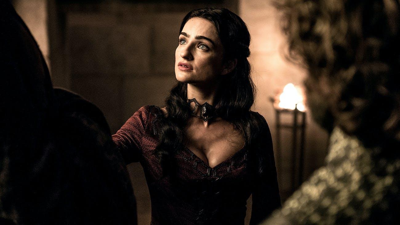 Kinvara the Red Priestess in 'Game of Thrones' Season 6
