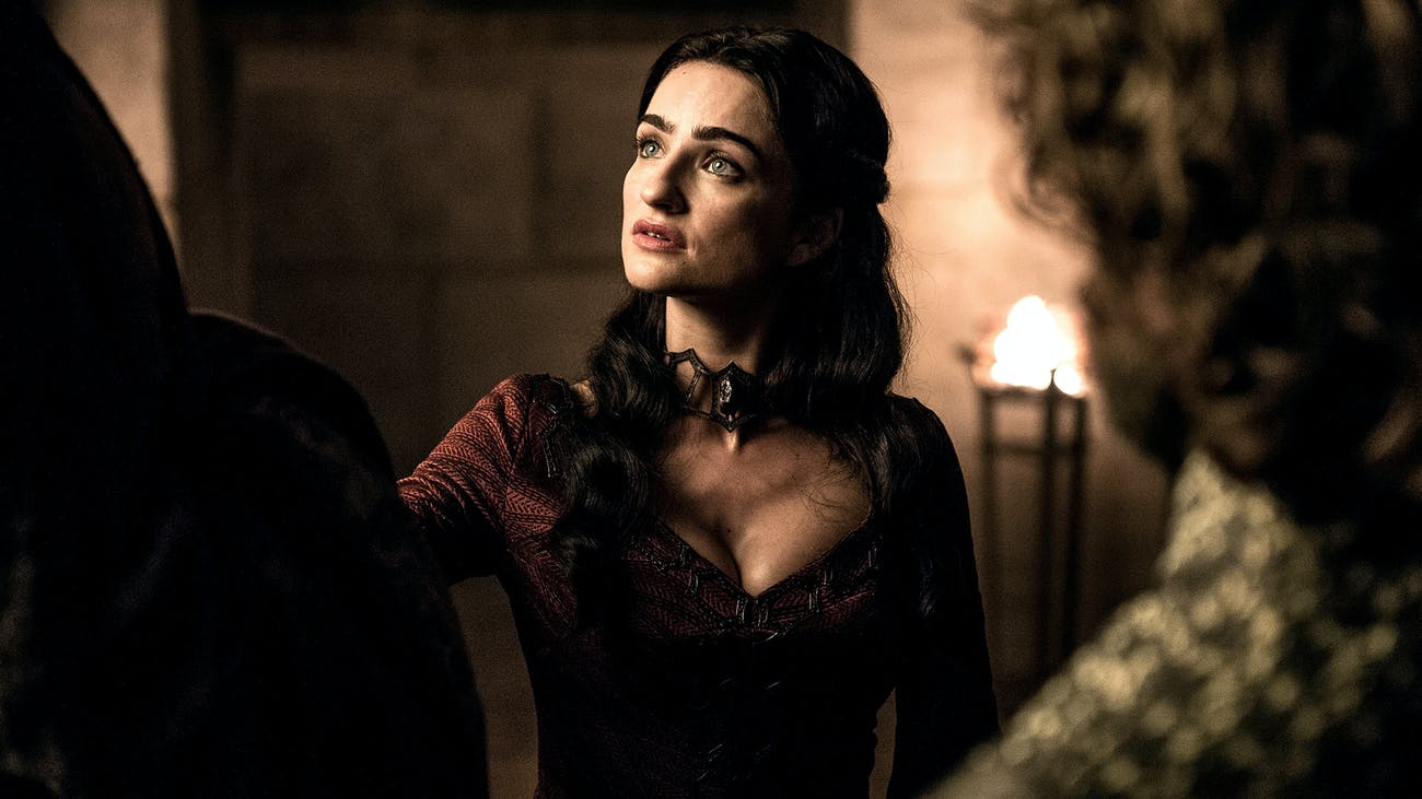 Kinvara the Red Priestess in 'Game of Thrones' Season 6