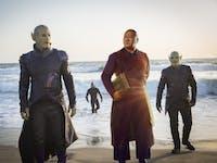 'Avengers 4' Wong Skrull
