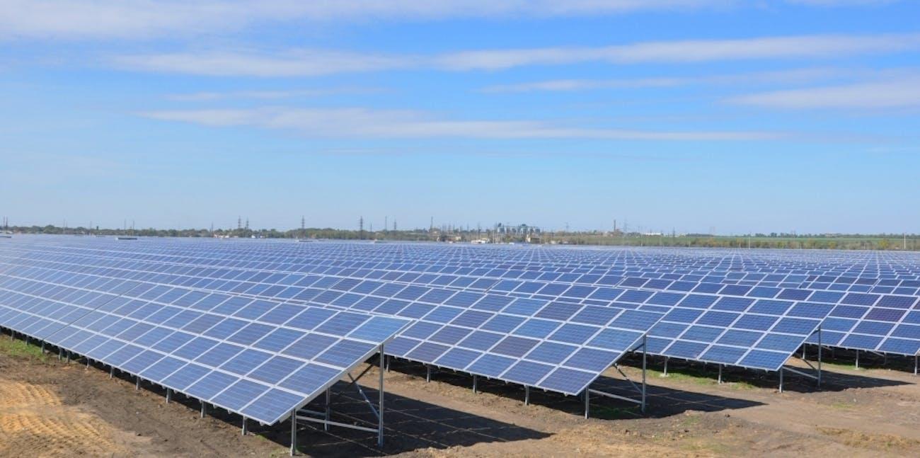 Dunayskaya Solar Park