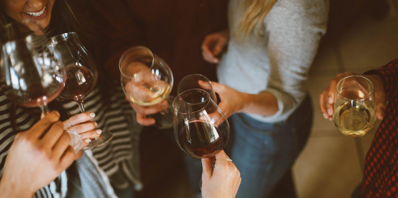 millennials drink date socialize study