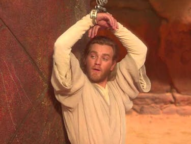 Ewan McGregor Wants to Use a Mind Trick to Avoid Obi-Wan Question