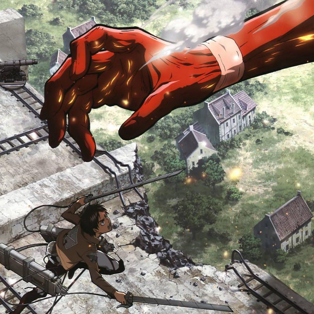 When Will 'Attack on Titan' Season 2 Be on Netflix? | Inverse
