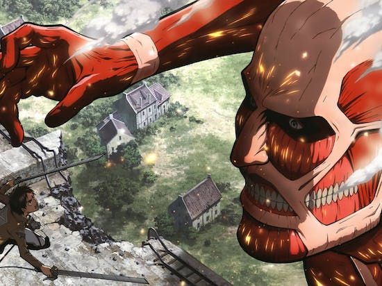When 'Attack on Titan' Season 2 Will Probably Be on Netflix