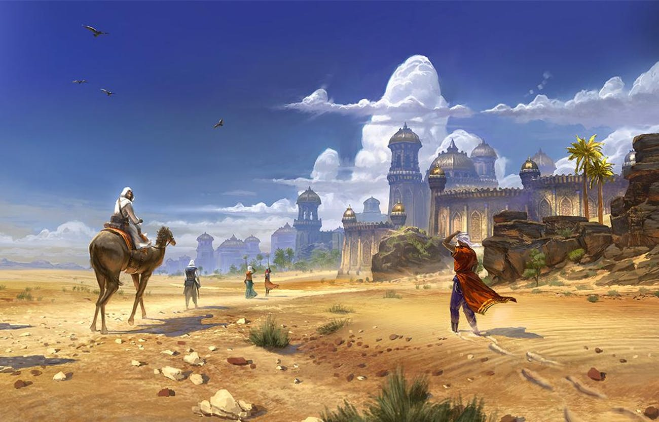 Elder Scrolls 6 Hammerfell