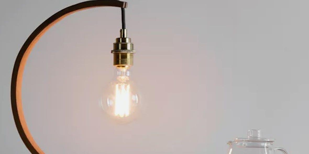 Tom Raffield Hanter Table Light