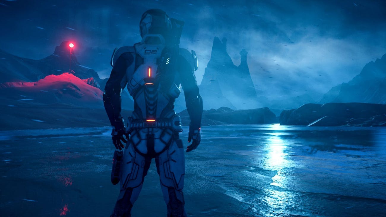 Mass Effect: Andromeda' Rips Off Elon Musk's Neural Lace