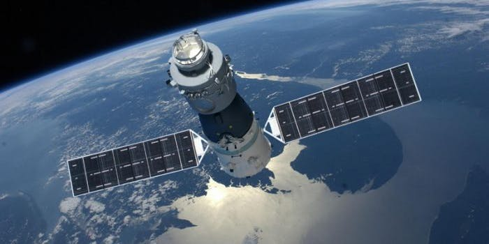 Tiangong-1 spacecraft
