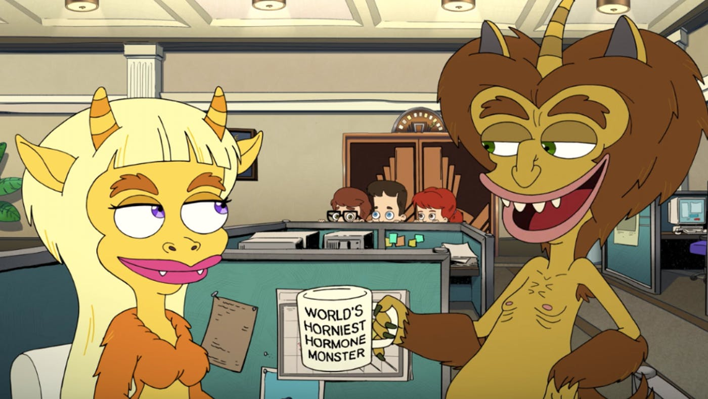 Big Mouth' Season 2 Ending Explained: Why the World Building
