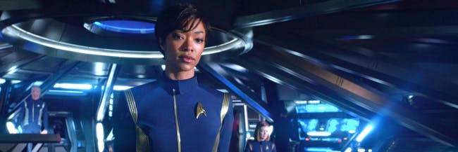 Sonequa Martin-Green as Michael Burnham in 'Star Trek: Discovery'.