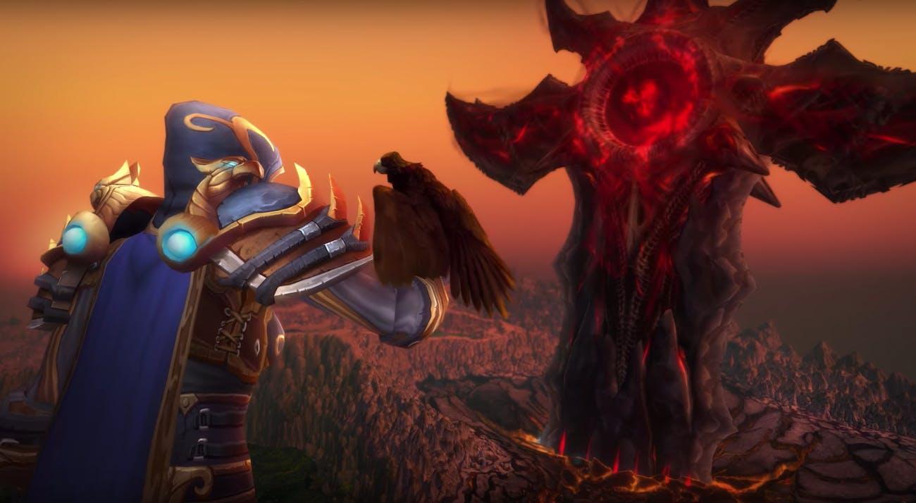 Sword of Sargeras Silithus World of Warcraft