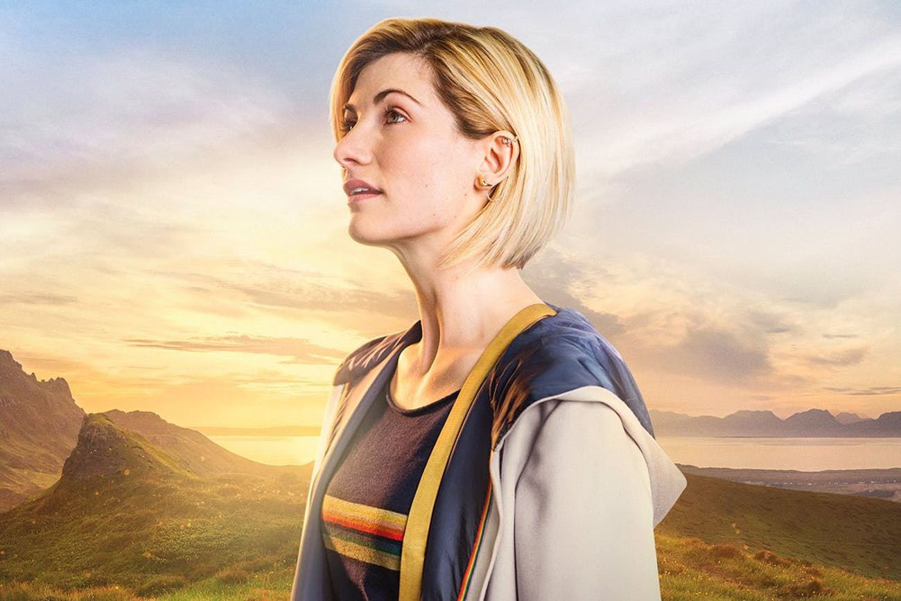 Jodie Whittaker's Doctor will have a new, colorful look.
