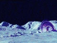 Alien Life on the Moon