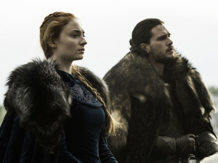 Sansa Might Marry Her Cousin, Jon Snow on 'Game of Thrones'