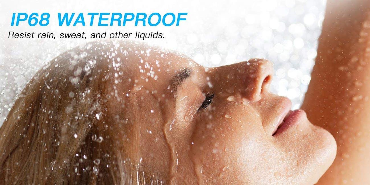 waterproof headphones, wireless waterproof headphones