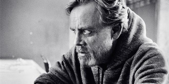Luke Skywalker Might Look Dirty AF in 'Episode VIII'