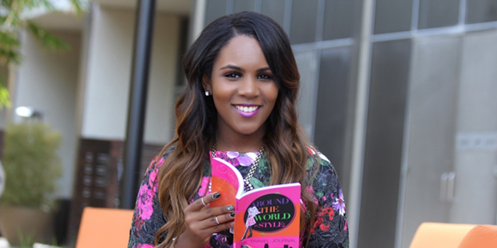 The 25-year-old CEO talks about getting people three times your age to listen :   Entrepreneur and Beauty Guru Ariana Pierce, CEO of Superstar Nail Lacquer, StyleShoppe.com