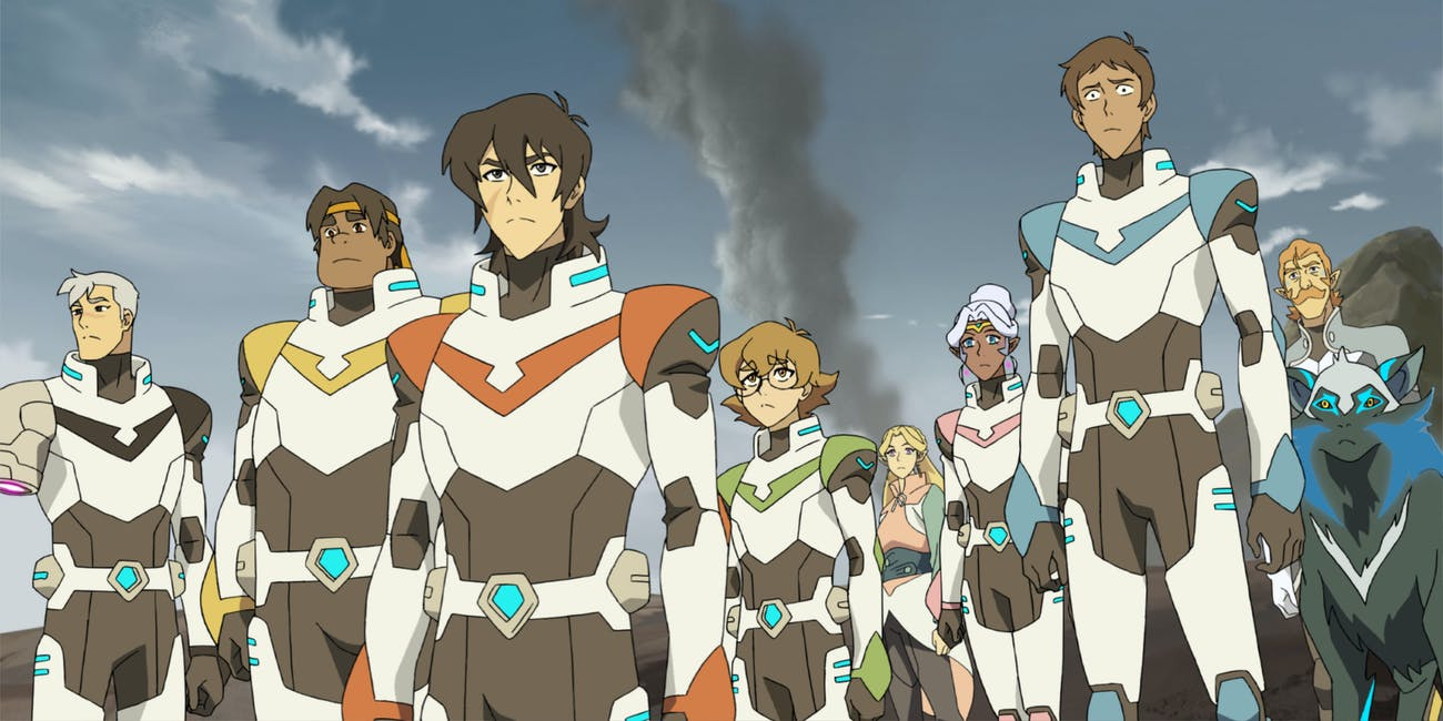 'Voltron' Season 7 Spoilers: Why The Paladins Play 'Family