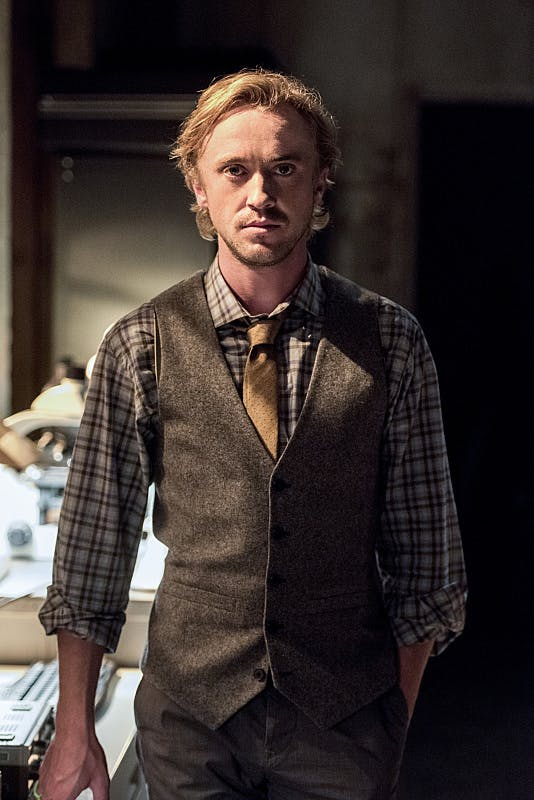 Tom Felton Julian Albert The Flash Season 3