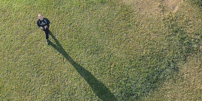 DJI Spark selfie #drone #djispark