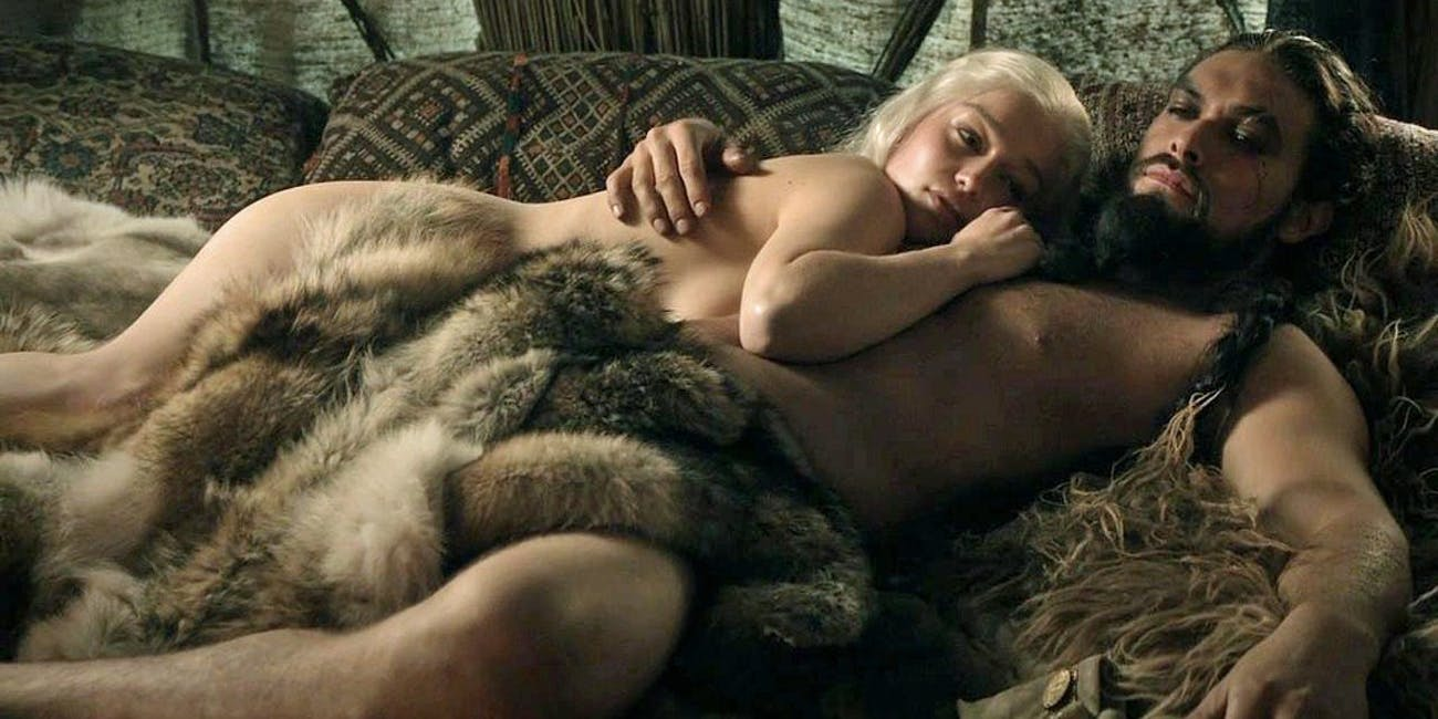 Game Thrones Lesbian Sex Scene