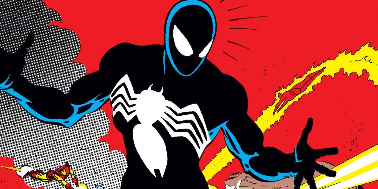 Secret Wars Marvel Spider-Man