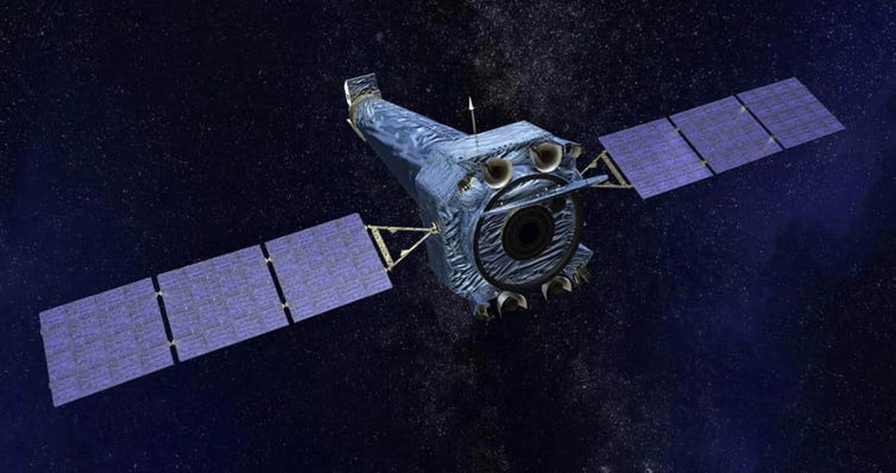 NASA's Chandra X-ray Observatory