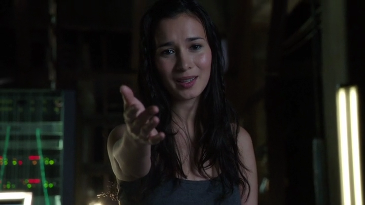 """Shado came back more than once as a """"ghost."""""""