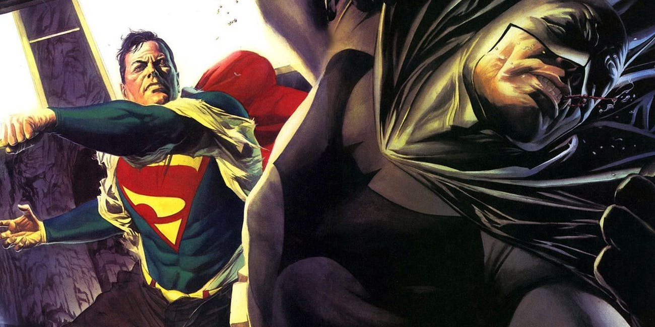What Forms Of Martial Arts Could Batman And Superman Use In Batman